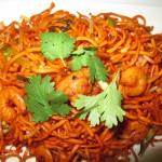 Hakka Manchurian Noodles